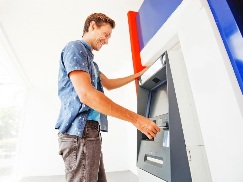 Cajero automático - Cajero automático Bitcoin